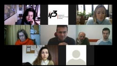 Online meeting in the framework of GET – GRALB Experience Tourism project
