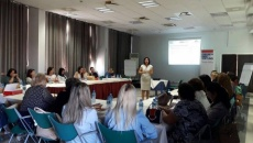 Training: Strengthening the role of women councilors